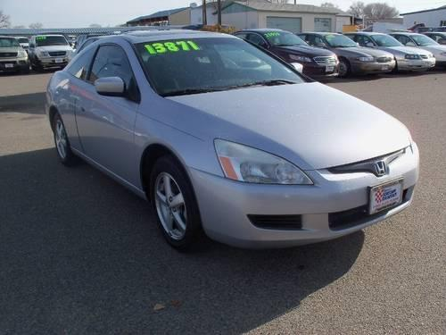 2004 honda accord coupe 2dr for sale in cairo oregon classified. Black Bedroom Furniture Sets. Home Design Ideas
