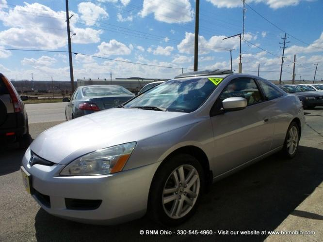 2004 honda accord cpe ex manual v6 w  leather  xm for sale in girard  ohio classified 2004 honda accord owners manual pdf 2004 honda accord user manual