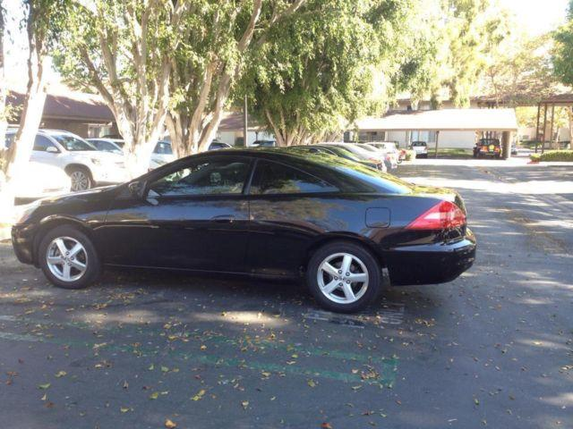 2004 honda accord ex l 2dr coupe excellent condition clean title for sale in irvine. Black Bedroom Furniture Sets. Home Design Ideas