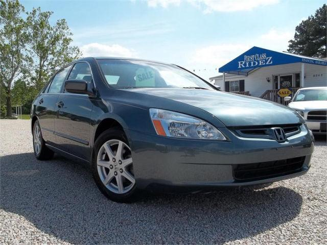 2004 honda accord ex l for sale in zebulon north carolina classified. Black Bedroom Furniture Sets. Home Design Ideas