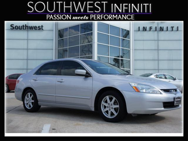 2004 honda accord ex l for sale in houston texas classified. Black Bedroom Furniture Sets. Home Design Ideas