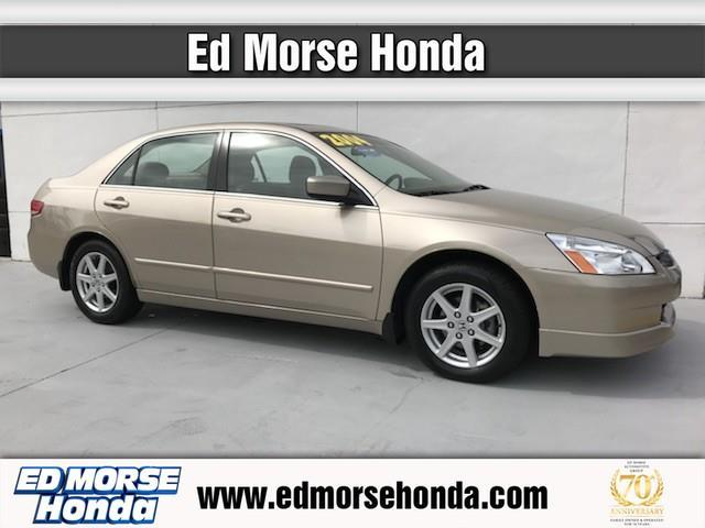 2004 Honda Accord EX V-6 EX V-6 4dr Sedan