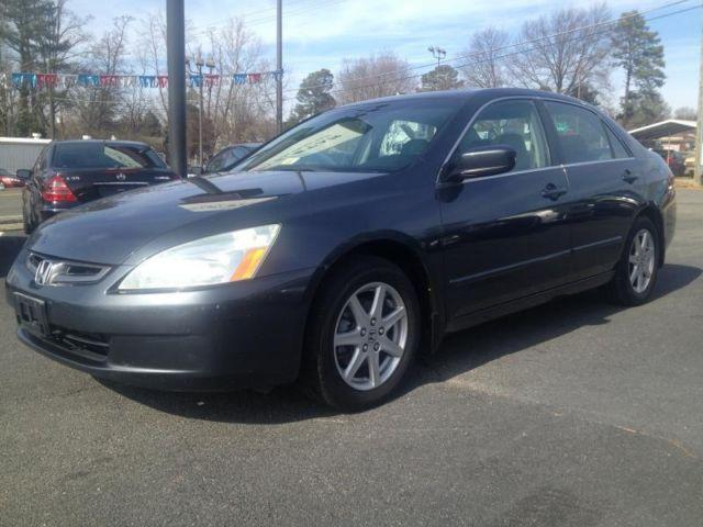 2004 honda accord sdn ex auto v6 w leather xm for sale in richmond virginia classified. Black Bedroom Furniture Sets. Home Design Ideas