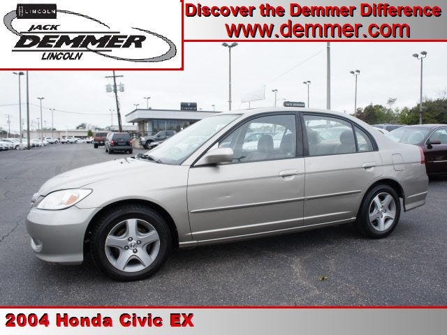 2004 honda civic ex 2004 honda civic ex car for sale in dearborn mi 4366950014 used cars. Black Bedroom Furniture Sets. Home Design Ideas