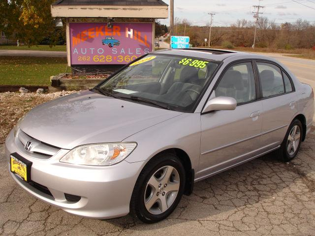 2004 honda civic ex for sale in germantown wisconsin classified. Black Bedroom Furniture Sets. Home Design Ideas