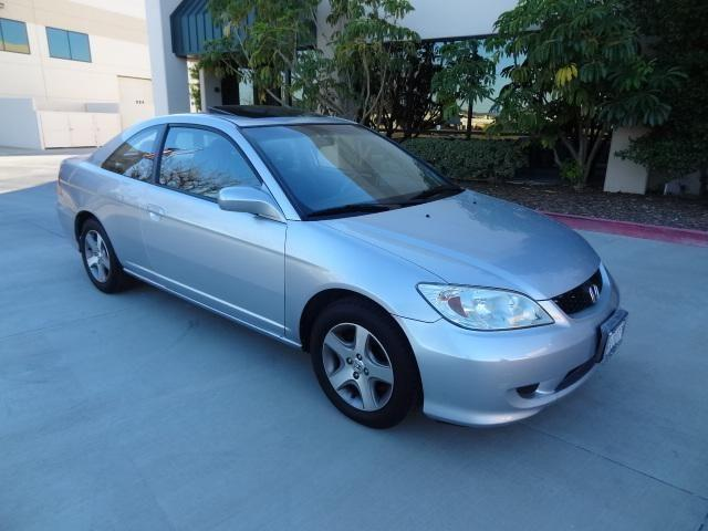2004 Honda Civic EX   Automatic Transmission   Clean