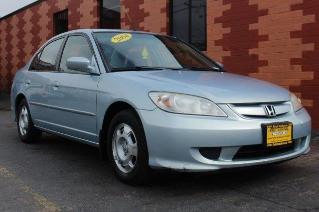 2004 honda civic hybrid hybrid 4dr sedan for sale in everett washington classified. Black Bedroom Furniture Sets. Home Design Ideas