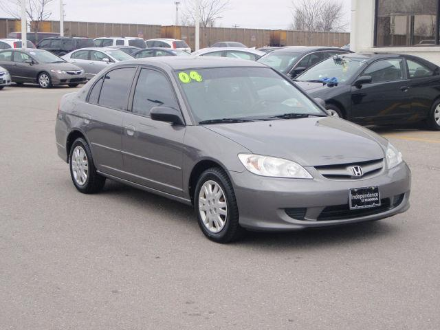 2004 honda civic lx for sale in independence missouri classified. Black Bedroom Furniture Sets. Home Design Ideas
