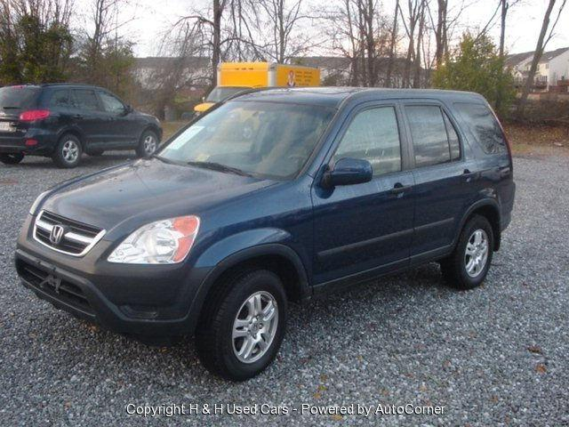 2004 honda cr v ex for sale in purcellville virginia