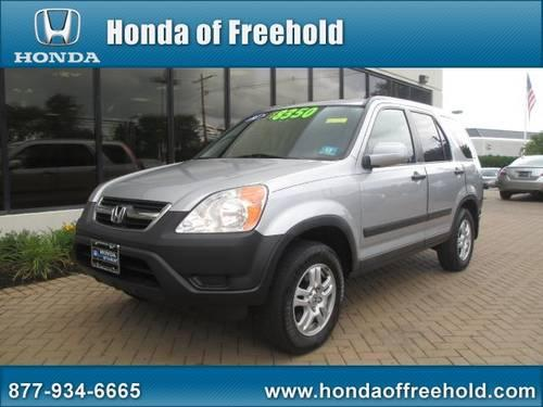 2004 honda cr v suv 4wd ex auto for sale in east freehold for Honda freehold nj