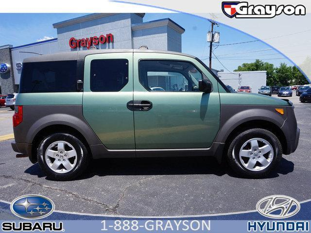 2004 honda element ex awd ex 4dr suv for sale in knoxville tennessee classified. Black Bedroom Furniture Sets. Home Design Ideas