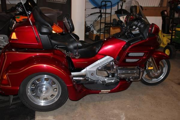 2004 Honda GL1800 Goldwing Trike in Wausau, WI