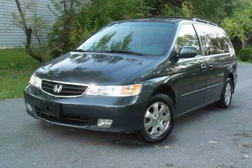 2004 Honda Odyssey Dvd Ex L Obo New Timing Belt Water Pump