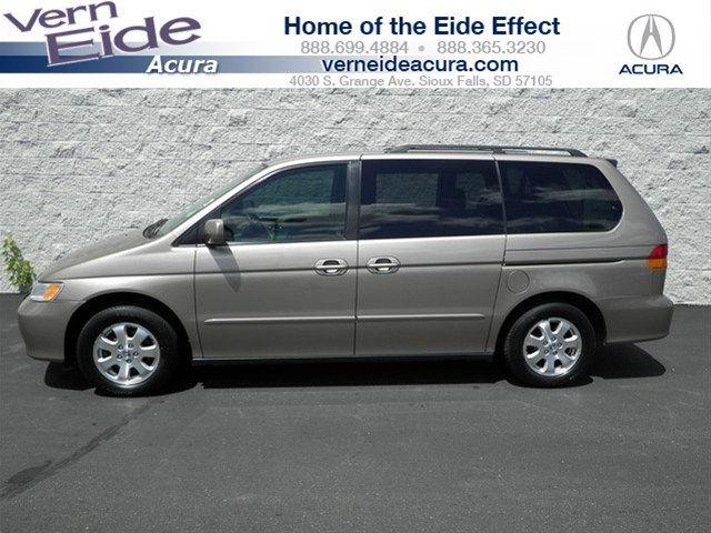 2004 honda odyssey ex for sale in sioux falls south dakota classified. Black Bedroom Furniture Sets. Home Design Ideas