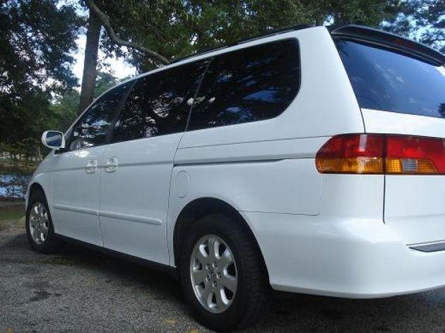 2004 honda odyssey ex for sale in gladewater texas. Black Bedroom Furniture Sets. Home Design Ideas