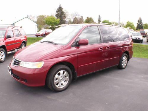 2004 Honda Odyssey EX * DVD * Sto-N-Go 3rd Seat! Nice!