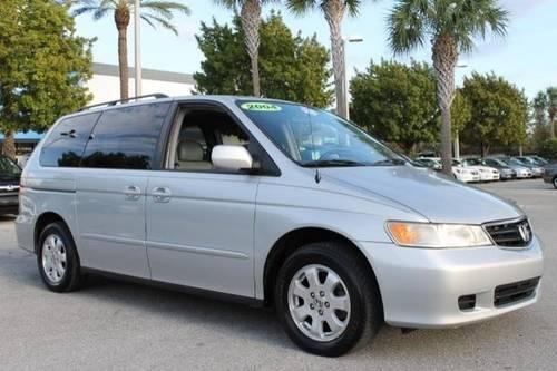 2004 honda odyssey mini van passenger ex l for sale in pinellas park florida classified. Black Bedroom Furniture Sets. Home Design Ideas