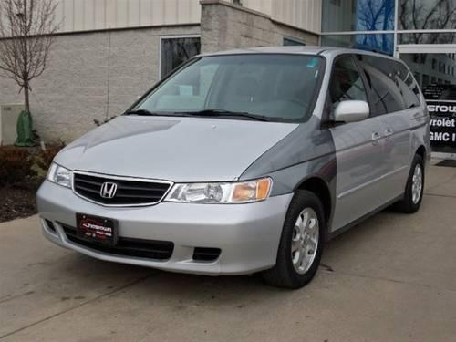 2004 honda odyssey minivan for sale in delaware ohio. Black Bedroom Furniture Sets. Home Design Ideas