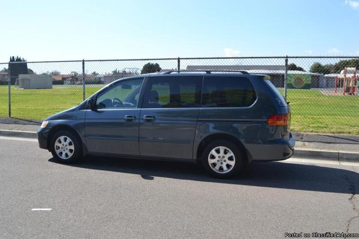 2004 honda odyssey van for sale in artesia california classified. Black Bedroom Furniture Sets. Home Design Ideas