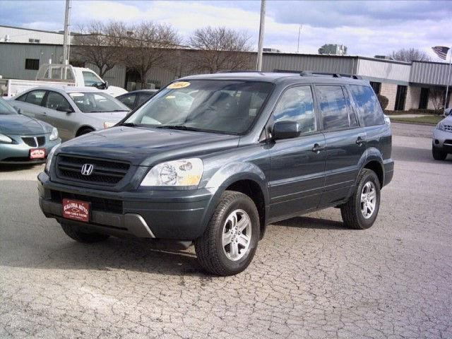 2004 honda pilot ex l for sale in kalona iowa classified. Black Bedroom Furniture Sets. Home Design Ideas