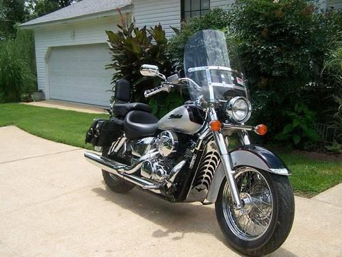 2004 honda shadow 750 aero cruiser for sale in saint joe arkansas