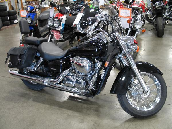 2004 honda shadow aero vt750 for sale in cortland new york classified. Black Bedroom Furniture Sets. Home Design Ideas