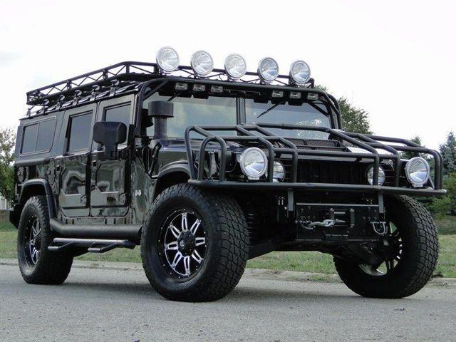2004 Hummer H1 For Sale In San Francisco California
