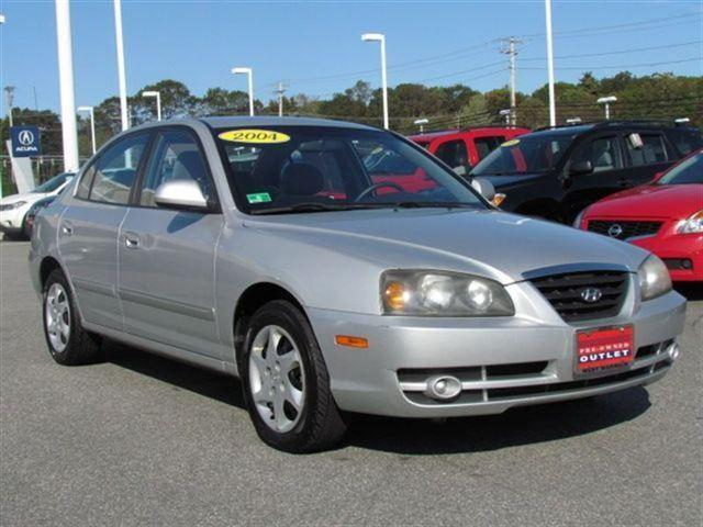 2004 hyundai elantra gls for sale in west warwick rhode. Black Bedroom Furniture Sets. Home Design Ideas