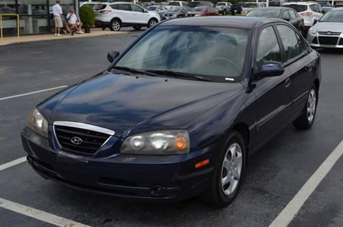 2004 hyundai elantra sedan 4dr sdn gls at for sale in. Black Bedroom Furniture Sets. Home Design Ideas