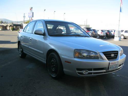 2004 hyundai elantra sedan for sale in spokane washington. Black Bedroom Furniture Sets. Home Design Ideas