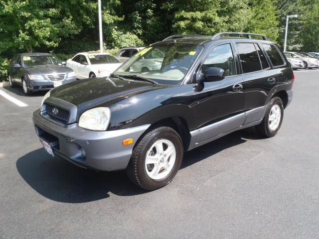 2004 hyundai santa fe gls for sale in mahwah new jersey classified. Black Bedroom Furniture Sets. Home Design Ideas