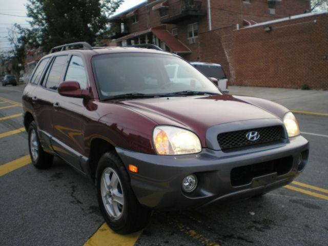 2004 hyundai santa fe gls for sale in bronx new york classified. Black Bedroom Furniture Sets. Home Design Ideas