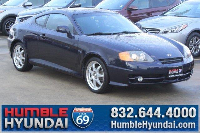 2004 Hyundai Tiburon Gt V6 Gt V6 2dr Hatchback For Sale In