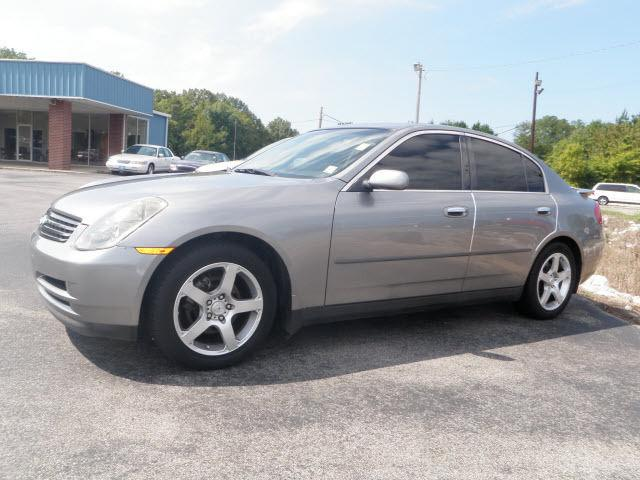 2004 infiniti g35 base for sale in booneville mississippi classified. Black Bedroom Furniture Sets. Home Design Ideas