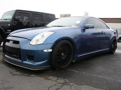 2004 infiniti g35 base coupe for sale in seattle washington classified. Black Bedroom Furniture Sets. Home Design Ideas