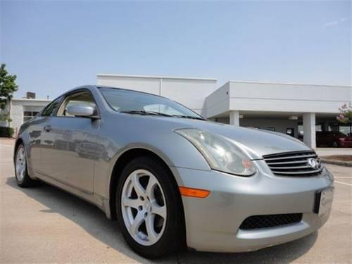 2004 infiniti g35 coupe coupe for sale in guthrie north carolina classified. Black Bedroom Furniture Sets. Home Design Ideas