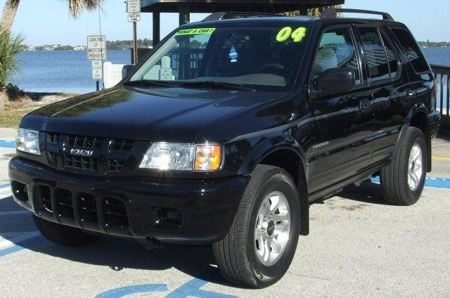 2004 Isuzu Rodeo S For Sale In Rockledge Florida