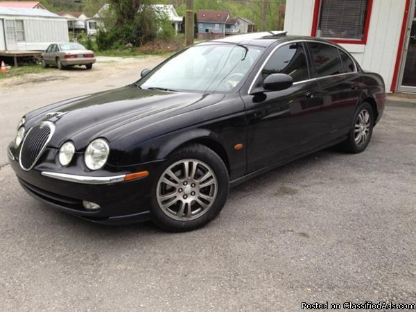 2004 jaguar s type for sale in lovely kentucky classified. Black Bedroom Furniture Sets. Home Design Ideas