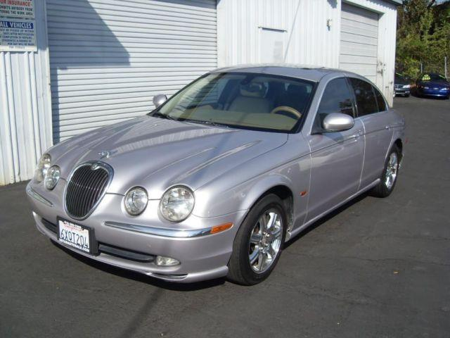 2004 jaguar s type sporty luxury family size runs. Black Bedroom Furniture Sets. Home Design Ideas