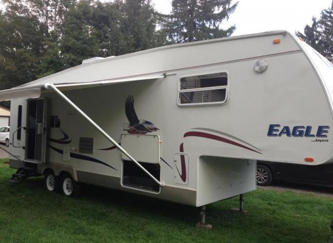 Jayco Camper Trailers Mobile Homes For Sale In The USA