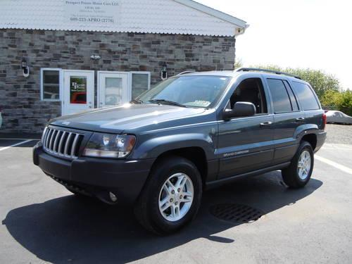 2004 jeep grand cherokee laredo 6 cyl for sale in allentown new jersey classified. Black Bedroom Furniture Sets. Home Design Ideas