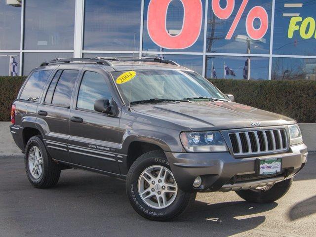 2004 Jeep Grand Cherokee Laredo 4dr Laredo 4WD SUV