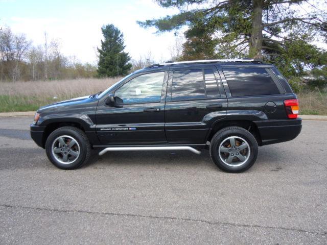 2004 jeep grand cherokee laredo for sale in pinckney michigan classified. Black Bedroom Furniture Sets. Home Design Ideas