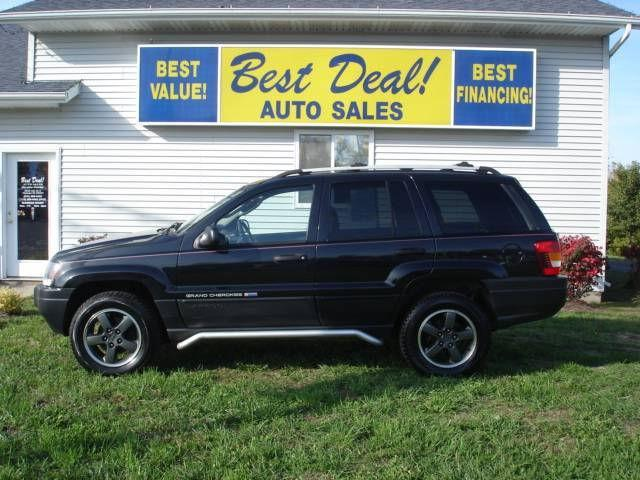 2004 jeep grand cherokee laredo for sale in warsaw. Black Bedroom Furniture Sets. Home Design Ideas