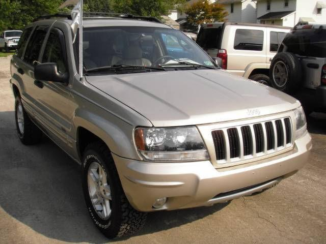 2004 jeep grand cherokee laredo for sale in vandergrift pennsylvania classified. Black Bedroom Furniture Sets. Home Design Ideas