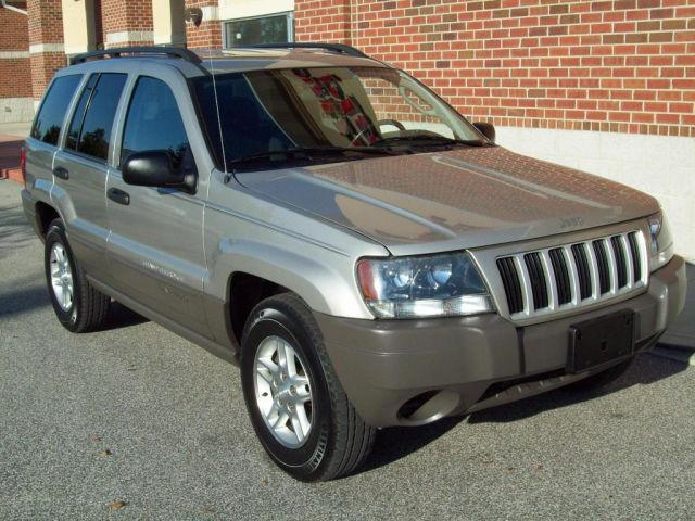 2004 jeep grand cherokee laredo for sale in elkhart indiana classified. Black Bedroom Furniture Sets. Home Design Ideas