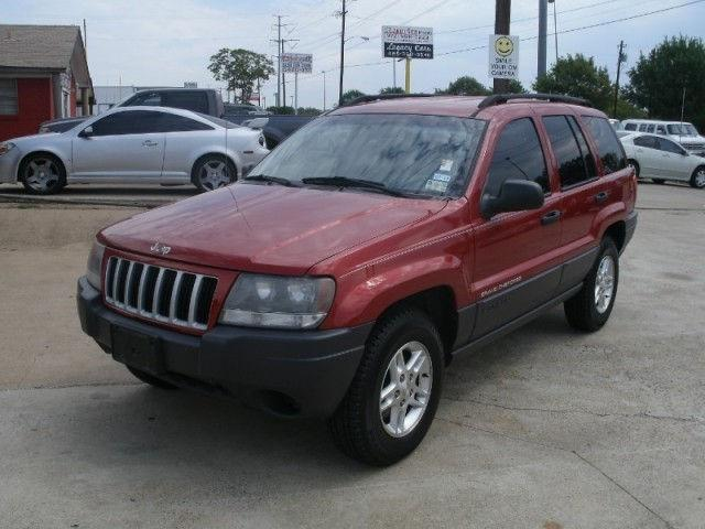 2004 jeep grand cherokee laredo for sale in garland texas classified. Black Bedroom Furniture Sets. Home Design Ideas