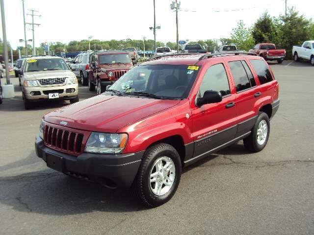 2004 jeep grand cherokee laredo for sale in fredericksburg virginia classified. Black Bedroom Furniture Sets. Home Design Ideas