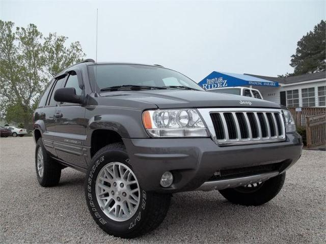 2004 jeep grand cherokee limited for sale in zebulon north carolina classified. Black Bedroom Furniture Sets. Home Design Ideas