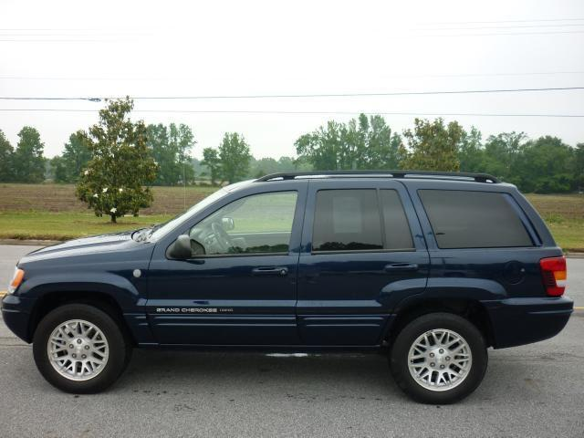 2004 jeep grand cherokee limited for sale in farmville north carolina classified. Black Bedroom Furniture Sets. Home Design Ideas